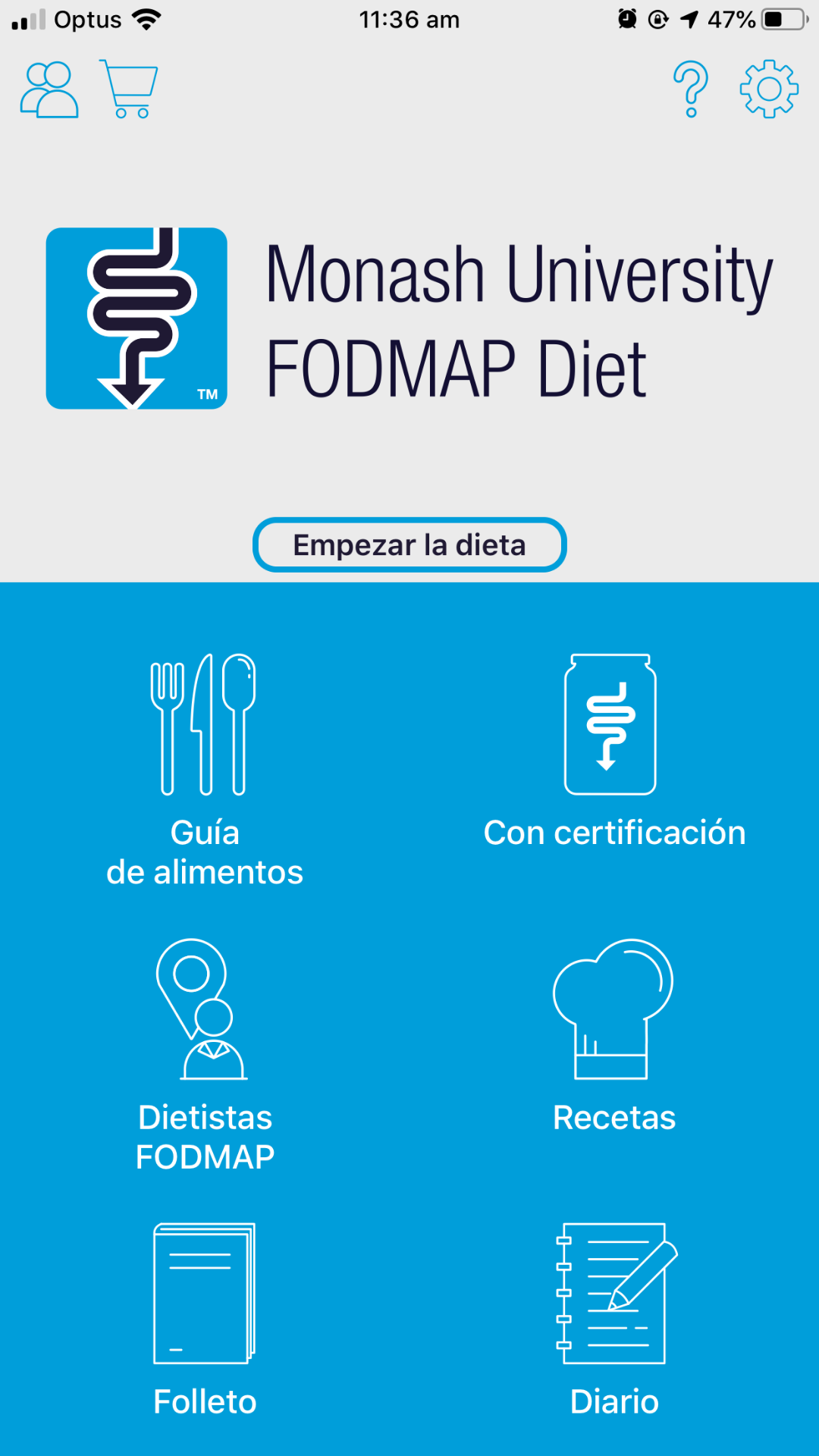 spanish app
