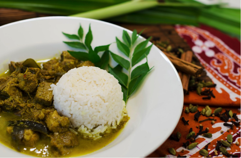 A curry recipe to add some spice to your low FODMAP diet