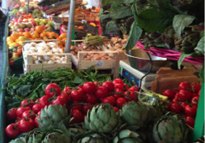Europe on a low FODMAP diet: go to the market!