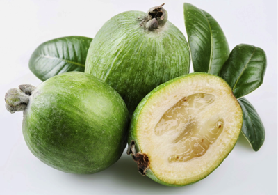 Feijoas: Newly tested for FODMAP content