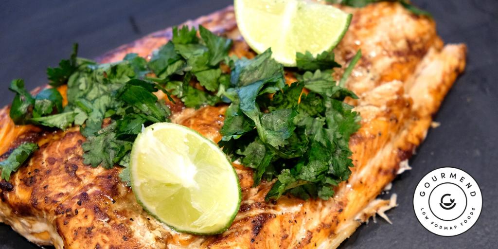 Miso salmon (Gourmend)
