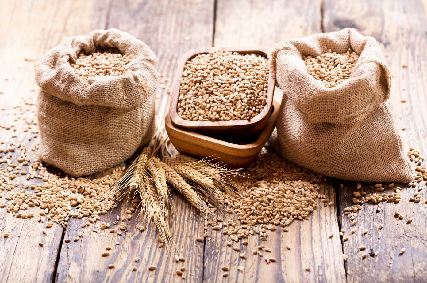 Grain-based foods on a low FODMAP diet