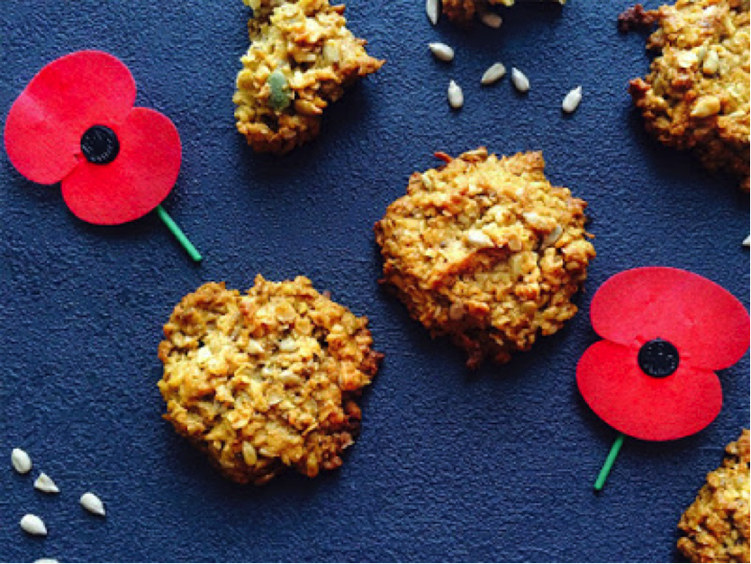 Low FODMAP Anzac Day Biscuits