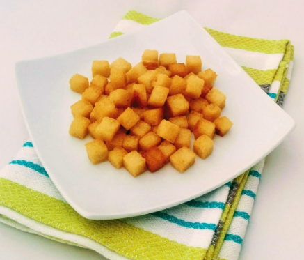 Low FODMAP Croutons