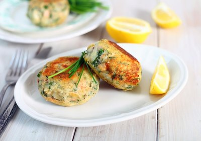 Low FODMAP Tuna & Sweet Potato Patties