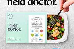 Field Doctor ready meals