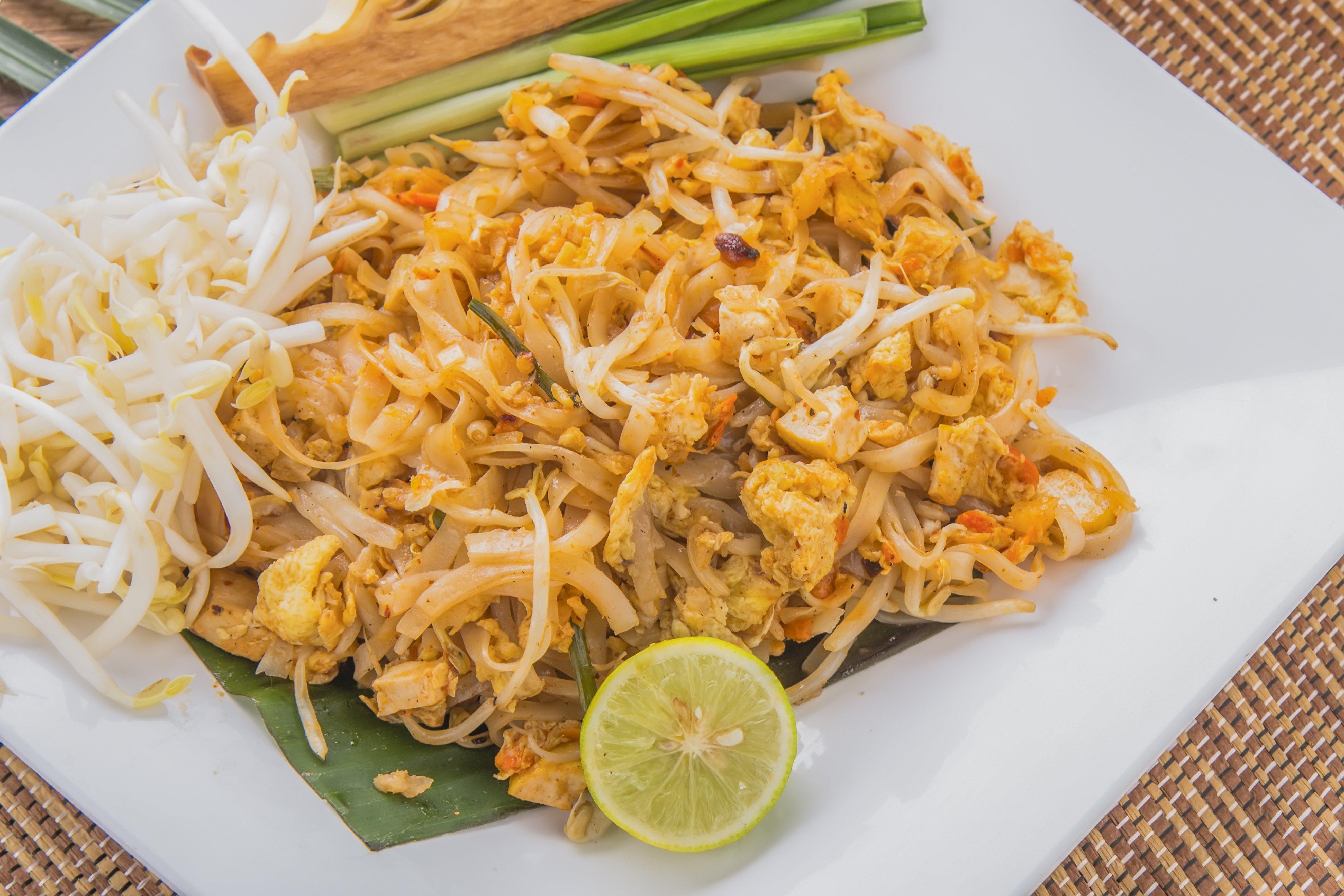 Chicken Pad Thai Monash Fodmap