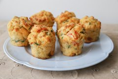 Savoury Low FODMAP Muffins