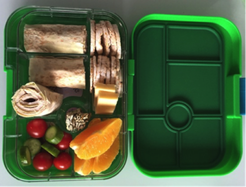 Tips for packing a nutritionally balanced low FODMAP lunchbox  [FODMAP & Kids: 2/3]