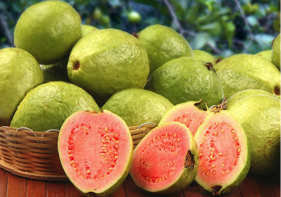 UPDATE! Newly tested foods: the mysterious case of the guava