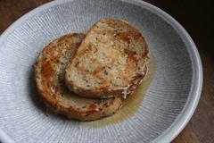 Vegan Low FODMAP French Toast