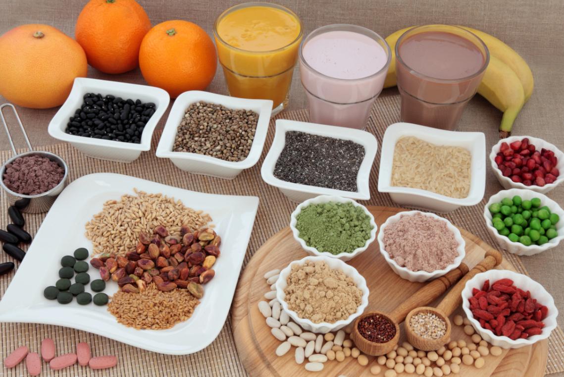 fermentable fibres