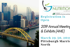 PA ACADEMY OF NUTRITION AND DIETETICS – 2019 ANNUAL MEETING & EXHIBITION