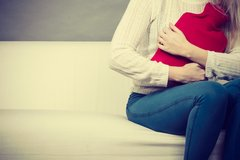 managing symptoms during menstruation